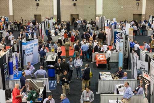 The 2019 Cheese Industry Conference will feature an expanded tabletop exhibition hall, with a record-setting 297 booths