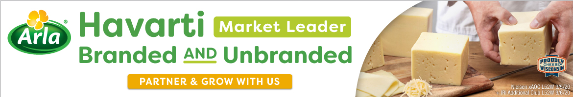 Arl - Havarti Market Leader - Branded and Unbranded - Partner and grow with us