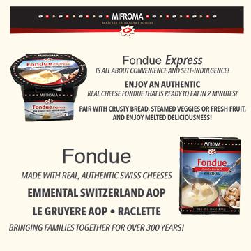 Atalanta - Mifroma - Fondue and Fondue Express