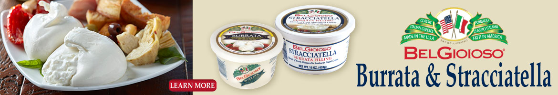 BelGioioso - Burrata & Stracciatella
