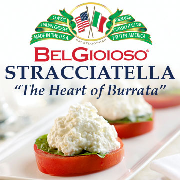 BelGioioso Cheese - Fresh Mozzarella Burrata Stracciatella - The Heart of Burrata