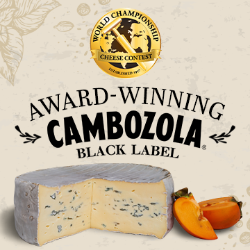 Award-Winning Cambozola Black Label