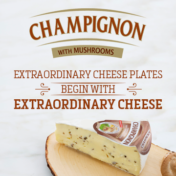 Extraordinary Cheese Plates Begin With Extraordinary Cheese