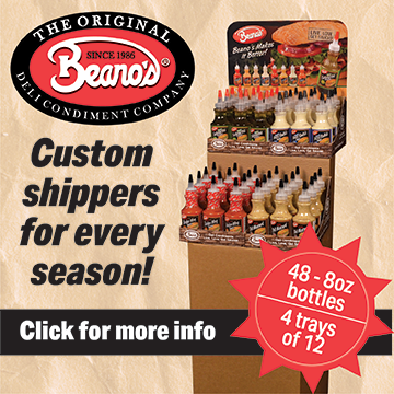 Beano's - Custom Shippers for Every Season