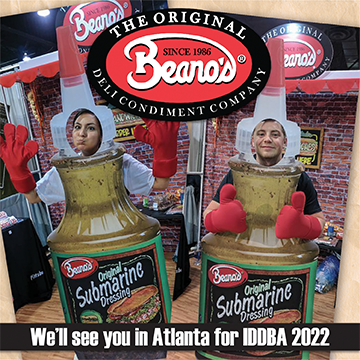 We missed you again this year! We'll see you in Atlanta for IDDBA 2022