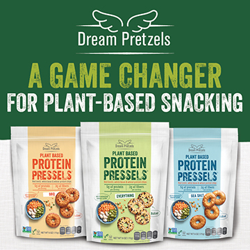 A game changer for plant based snacking