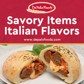 Savory Items with Classic Italian Flavors