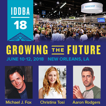 IDDBA 2018 - Growing the Future