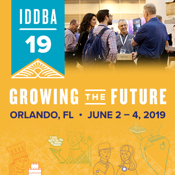 IDDBA - Growing the Future - Orlando, FL - June 2 - 4 2019