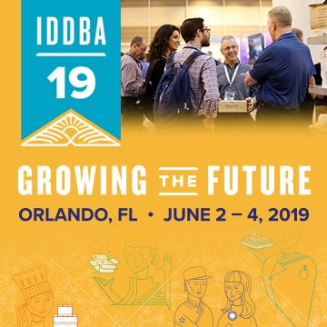 IDDBA - Growing the Future - Orlando, FL - June 2 - 4 2019