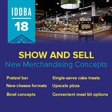 IDDBA - New Merchandising Concepts - Growing the Future - June 10-12, 2018 - New Orleans, LA