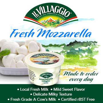Il Villaggio - Fresh Mozzarella - Made to order everyday