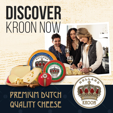 Discover Kroon, Premium Quality Dutch Cheese