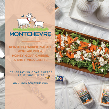 Montchevre: Celebrating Goat Cheese as it Should Be