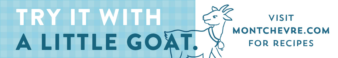 Try It With A Little Goat