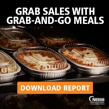 Nestle Professional - Grab Sales with Grab-and-Go Meals