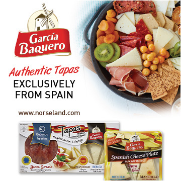 Norseland - Garcia Baquero - Authentic Tapas Exclusively from Spain