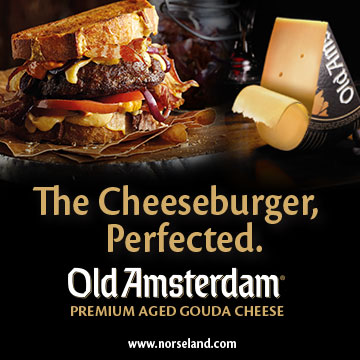 Norseland - Old Amsterdam - The Cheeseburger Perfected - Premium Aged Gouda Cheese