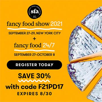 fancy food show 2021