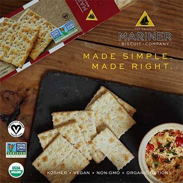 Venus Wafers - The Original Mariner Biscut Company - Made simple - Made right