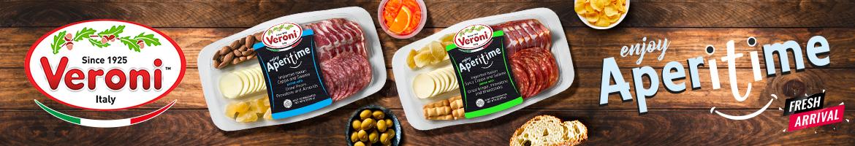 Veroni - Enjoy Aperitime - Fresh Arrival