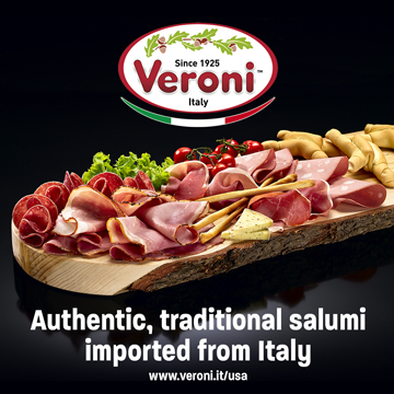 Veroni - Authentic, traditional salumi imported from Italy