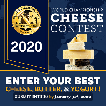World Championship Cheese Contest 2020