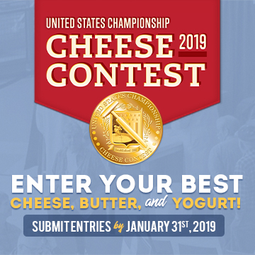 United States Championship Cheese Contest 2019