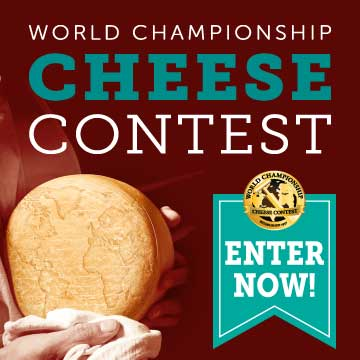 Wisconsin Cheese Makers Association - World Championship Cheese Contest - Enter Now