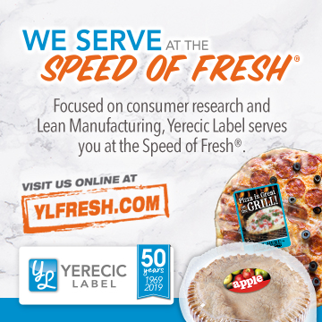 We Serve at the Speed of Fresh