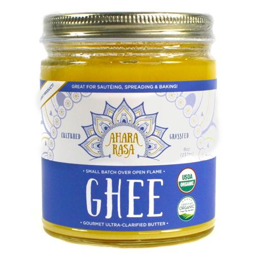 Ahara Rasa, Niter Kibbeh - Ethiopian Spiced Ghee
