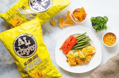 AL Chipino's delicious and healthy, Gluten-free, non-GMO, vegan friendly chips are now a great addition to 7-Eleven's better-for-you offerings