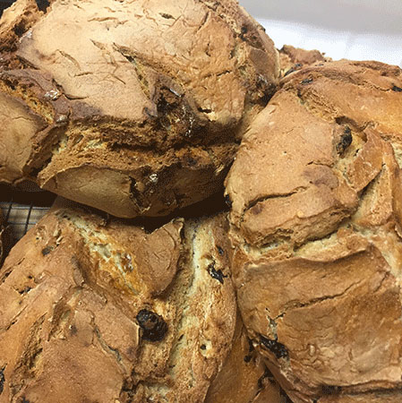 Allie's GF Goodies Irish Soda Bread