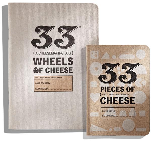 Cheese Log Size Comparison