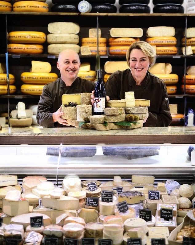 The tour will include educational tours to various cheese shops and breweries for tastings