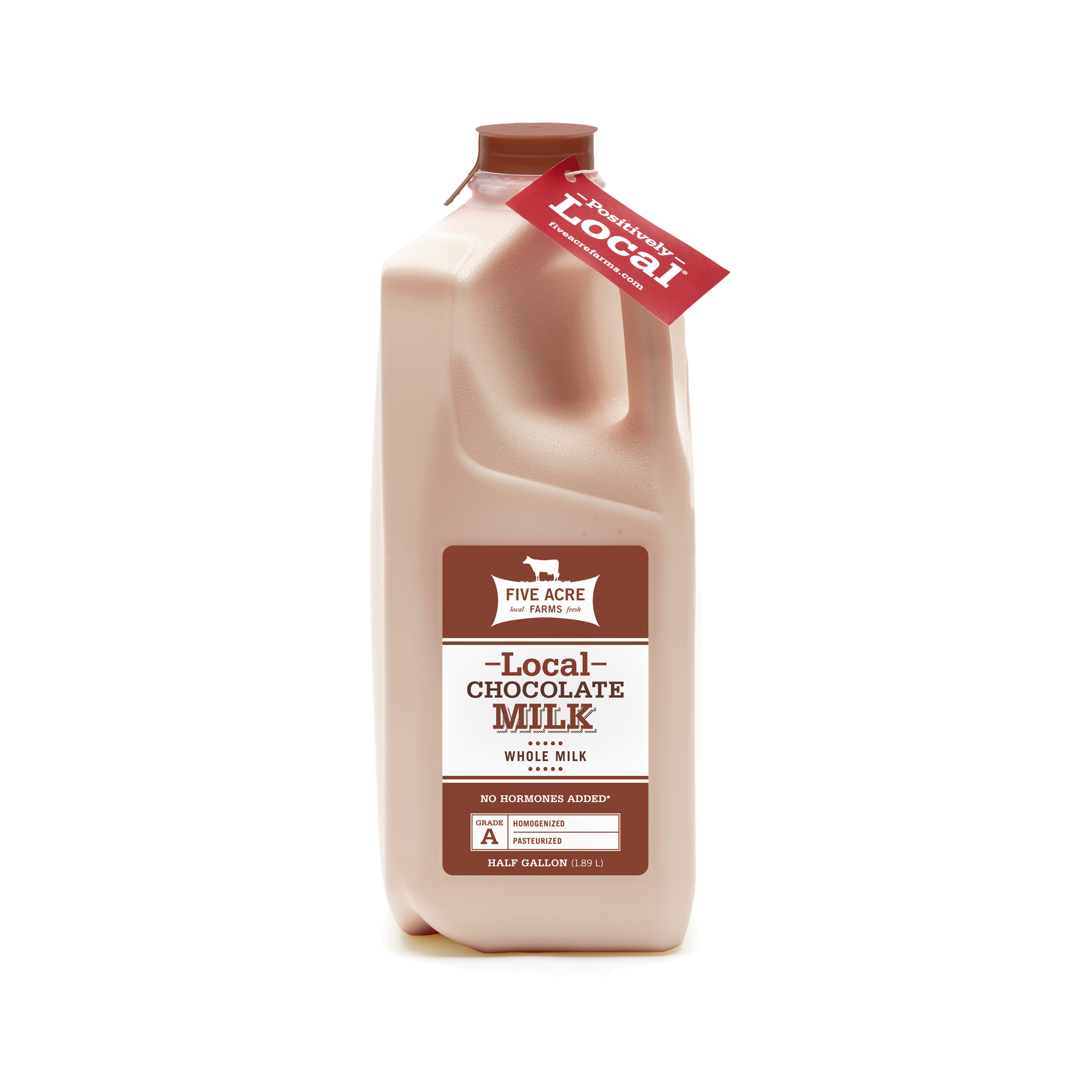 Five Acre Farms Local Chocolate Milk