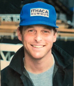Chris Kirby, Founder & President, Ithaca Cold-Crafted