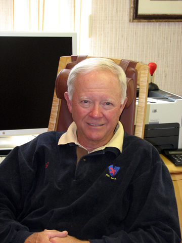 Jim Bodman, Chairman and CEO, Vienna Beef