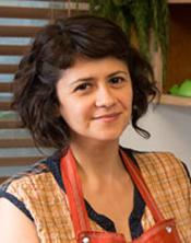 Claudi Lucero, Cheesemaker, Author, Urban Cheesecraft