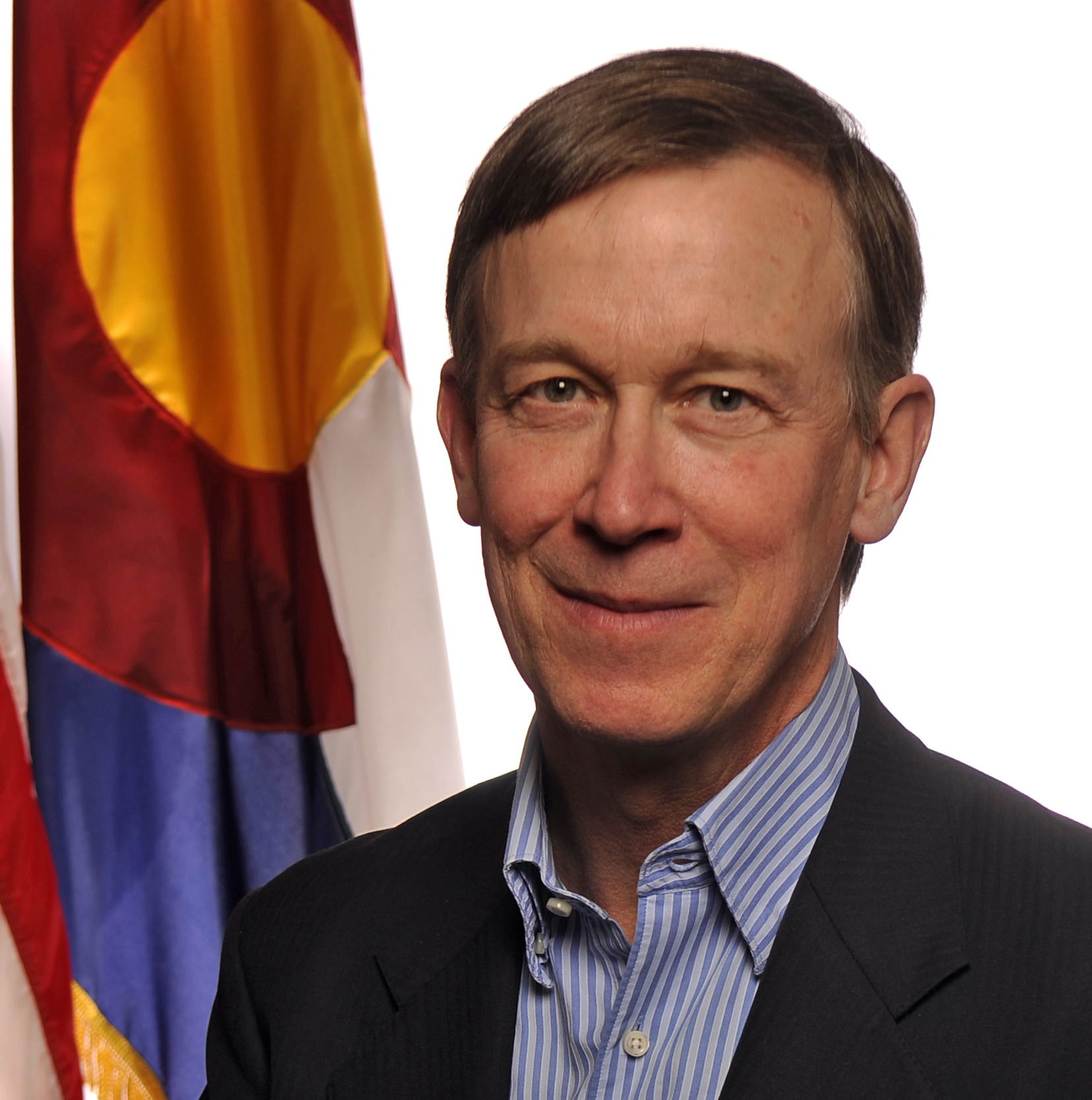 John Hickenlooper, Governor, Colorado