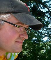 Dave Seldon, Author, 33 Wheels of Cheese