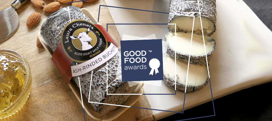 Laura Chenel's Wins Top Prize at the 7th Annual Good Foods Awards Ceremony & Reception in San Francisco