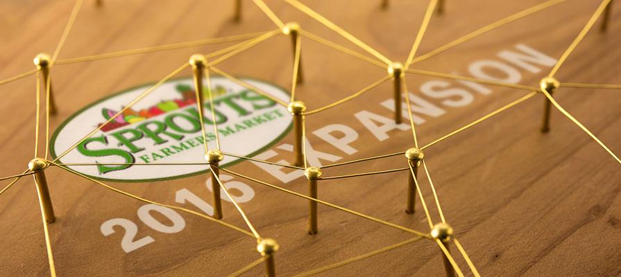 Sprouts Farmers Market Announces Expansion for Q2 2016