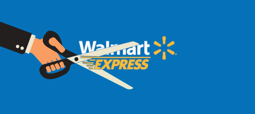 Walmart to Close 269 Stores; Shutting Down 'Express' Format