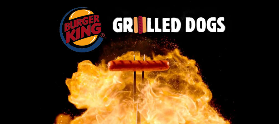 Burger King Introduces Grilled Hot Dogs