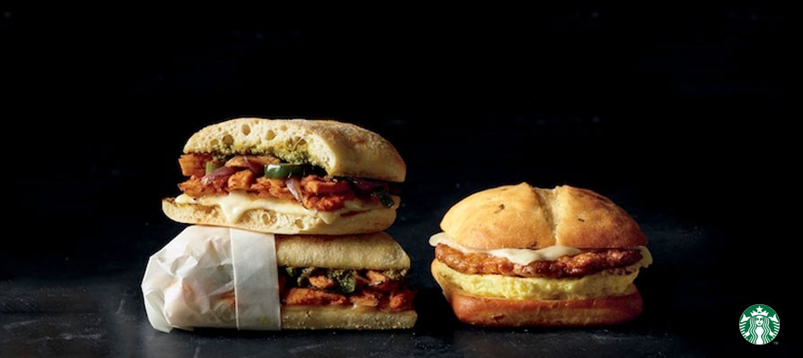 New Starbucks Items Piggy-Back Heat Trend