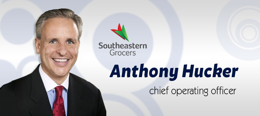 Southeastern Grocers Hires Anthony Hucker as COO