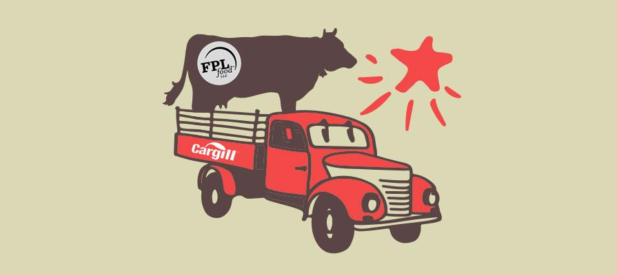 Cargill Acquires FPL Food Ground Beef Processing Plant