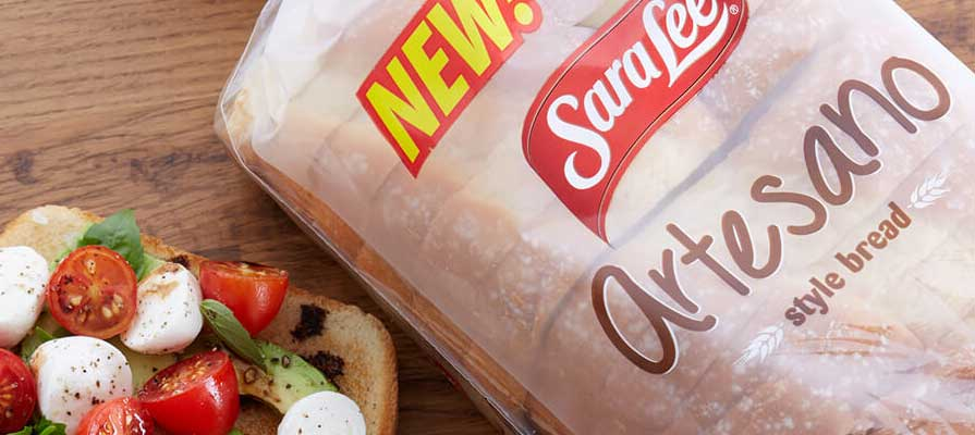 Sara Lee® Introduces Bakery-Style Artesano™ Bread