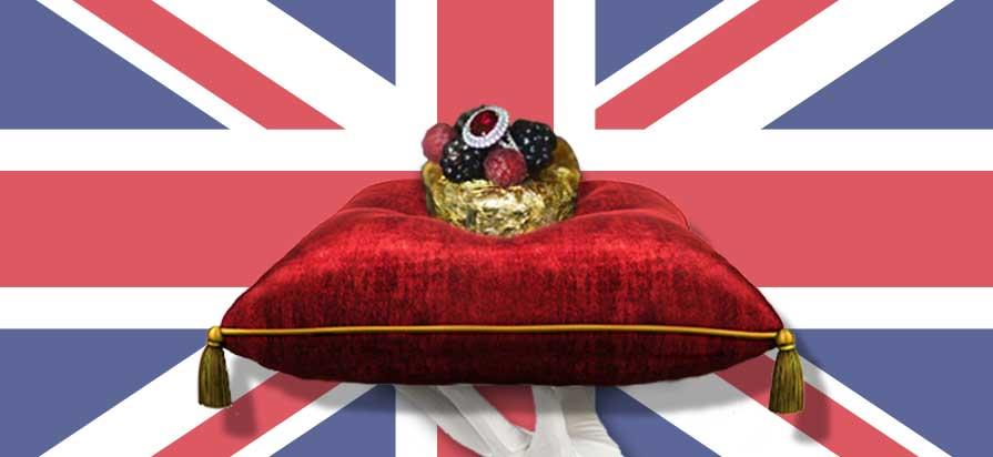 $90,000 Luxury Cake Celebrates the Life of Queen Elizabeth